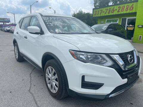 2017 Nissan Rogue for sale at Empire Auto Group in Indianapolis IN