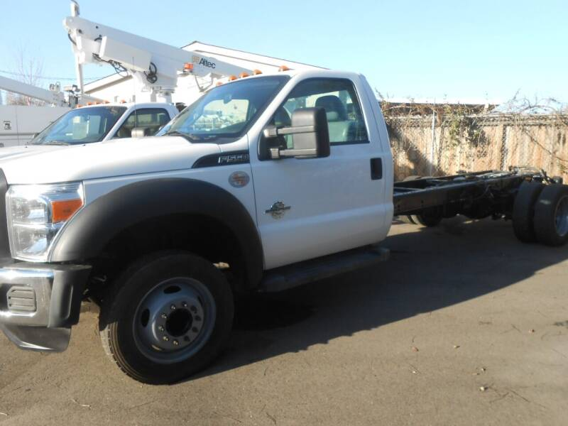 2012 Ford F-550 Super Duty for sale at Armstrong Truck Center in Oakdale CA