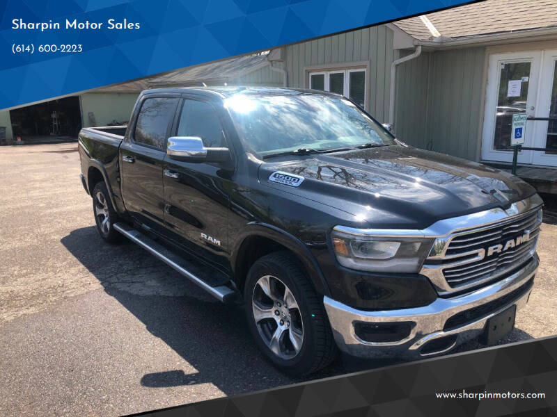 2019 RAM Ram Pickup 1500 for sale at Sharpin Motor Sales in Columbus OH