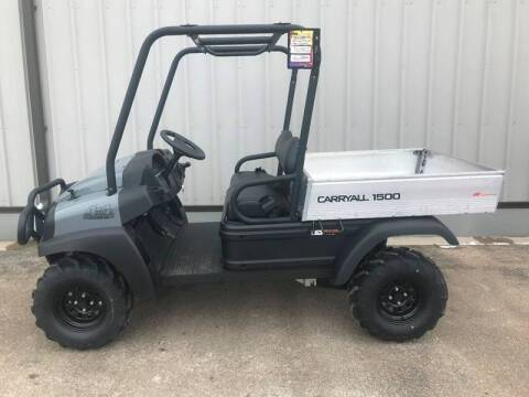 2020 Club Car Carryall 1500 for sale at Jim's Golf Cars & Utility Vehicles - Reedsville Lot in Reedsville WI