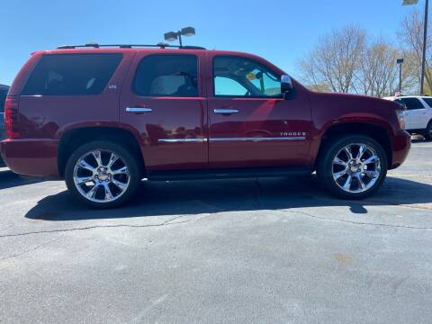2009 Chevrolet Tahoe for sale at Stach Auto in Janesville WI