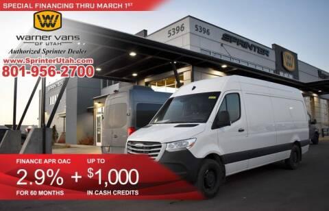 2020 Freightliner Sprinter Cargo