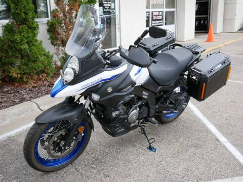 2019 Suzuki ADVENTURE DL650XAAL9 for sale at Rydell Auto Outlet in Mounds View MN