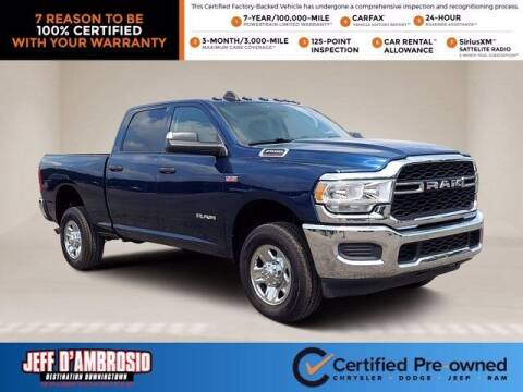 2019 RAM Ram Pickup 2500 for sale at Jeff D'Ambrosio Auto Group in Downingtown PA