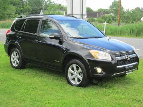 2011 Toyota RAV4 for sale at Saratoga Motors in Gansevoort NY