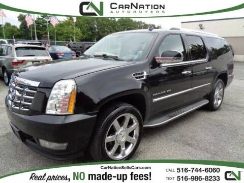 2011 Cadillac Escalade ESV for sale at CarNation AUTOBUYERS Inc. in Rockville Centre NY