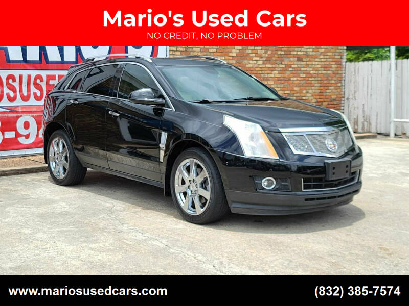 2011 Cadillac SRX for sale at Mario's Used Cars - South Houston Location in South Houston TX