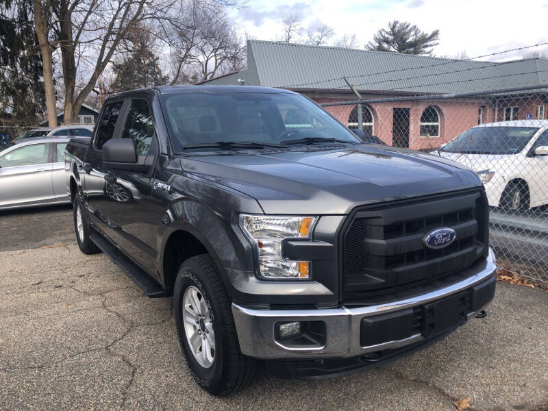 2015 Ford F-150 for sale at Chris Auto Sales in Springfield MA