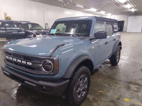 2021 Ford Bronco for sale at Willrodt Ford Inc. in Chamberlain SD
