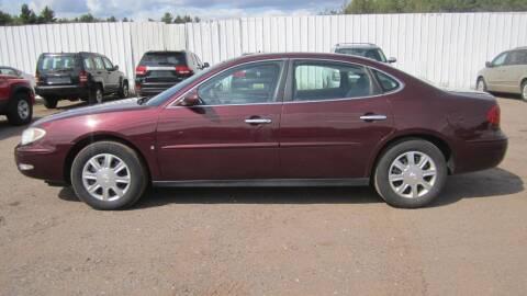 2007 Buick LaCrosse for sale at Pepp Motors - Superior Auto in Negaunee MI