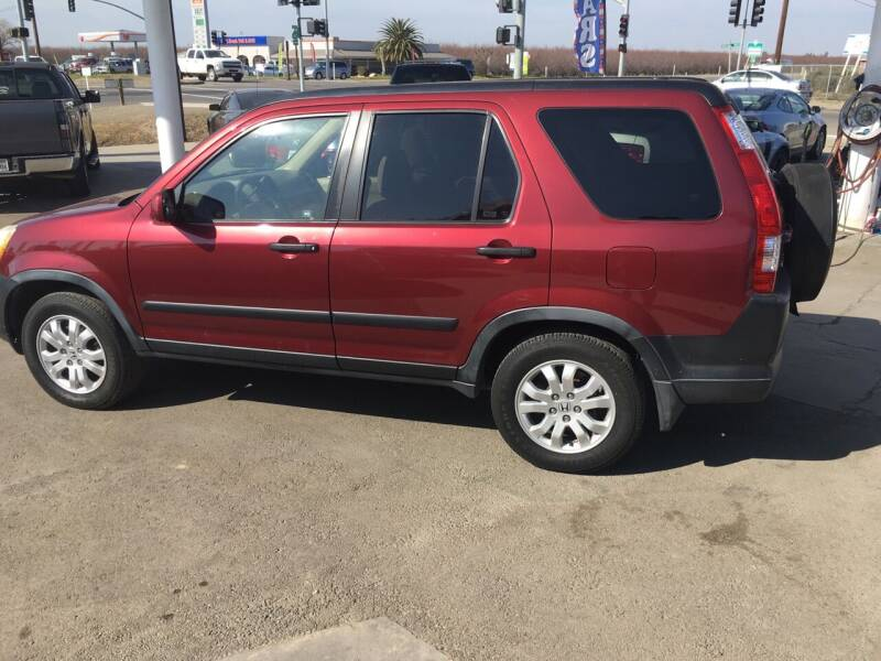 2006 Honda CR-V for sale at CONTINENTAL AUTO EXCHANGE in Lemoore CA