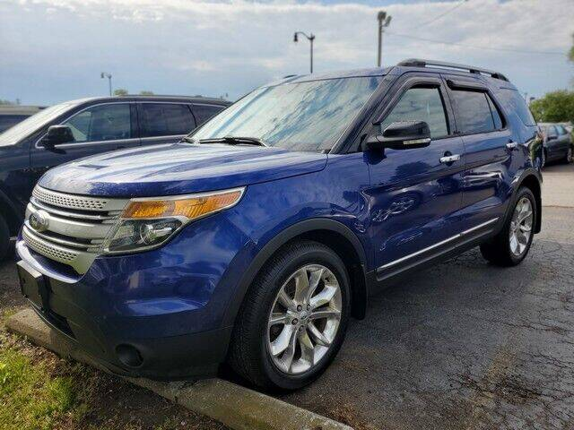 2014 Ford Explorer for sale at Paramount Motors in Taylor MI