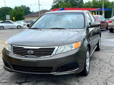 2009 Kia Optima for sale at H4T Auto in Toledo OH