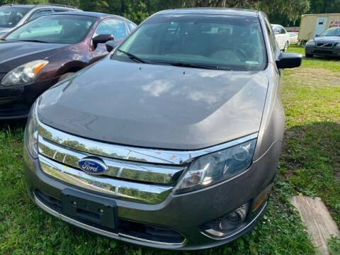 2011 Ford Fusion for sale at Carlyle Kelly in Jacksonville FL