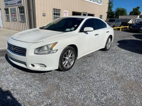 2013 Nissan Maxima for sale at Bayou Motors Inc in Houma LA