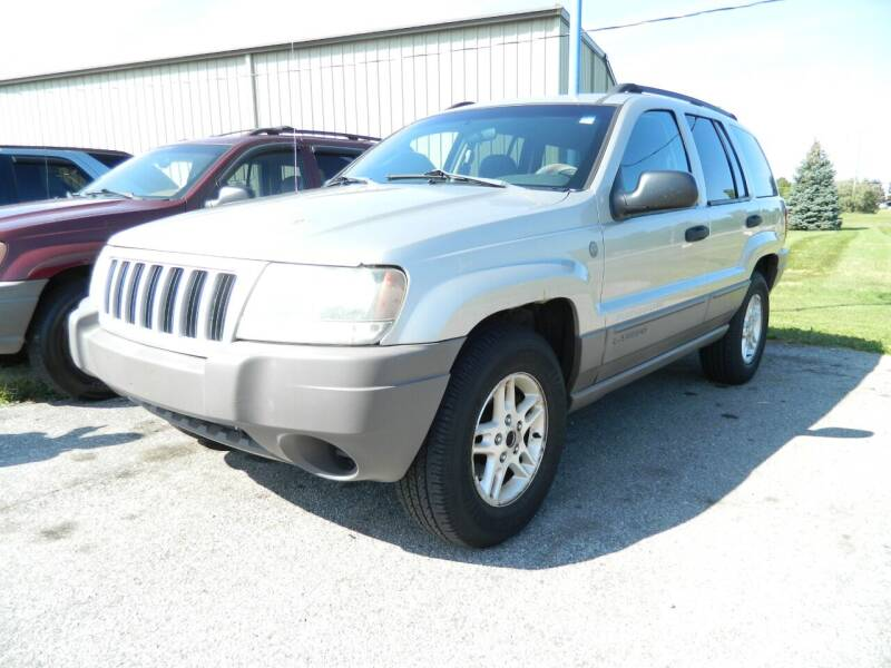 2004 Jeep Grand Cherokee for sale at Auto House Of Fort Wayne in Fort Wayne IN