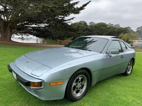 1985 Porsche 944 for sale at Dodi Auto Sales in Monterey CA