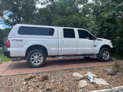 2016 Ford F-250 Super Duty for sale at Texas Truck Sales in Dickinson TX