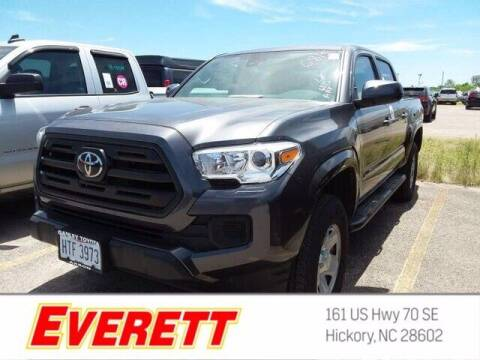 2019 Toyota Tacoma for sale at Everett Chevrolet Buick GMC in Hickory NC