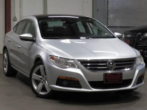 2011 Volkswagen CC for sale at CarPlex in Manassas VA