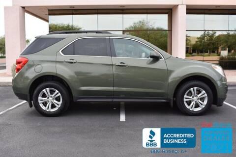 2015 Chevrolet Equinox for sale at GOLDIES MOTORS in Phoenix AZ