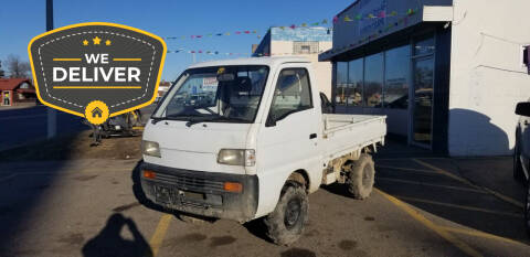 1995 Suzuki CARRY for sale at Tower Motors in Brainerd MN