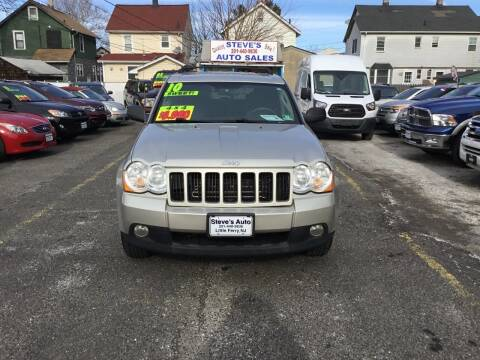 2010 Jeep Grand Cherokee for sale at Steves Auto Sales in Little Ferry NJ