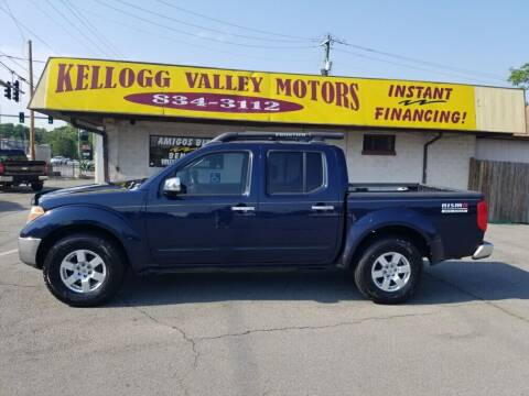 2007 Nissan Frontier for sale at Kellogg Valley Motors in Gravel Ridge AR