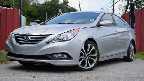 2014 Hyundai Sonata for sale at Hidalgo Motors Co in Houston TX
