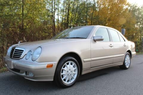 2001 Mercedes-Benz E-Class for sale at Vantage Auto Group - Vantage Auto Wholesale in Lodi NJ