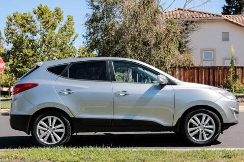 2011 Hyundai Tucson for sale at California Diversified Venture in Livermore CA