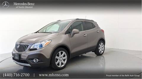 2013 Buick Encore for sale at Mercedes-Benz of North Olmsted in North Olmsted OH