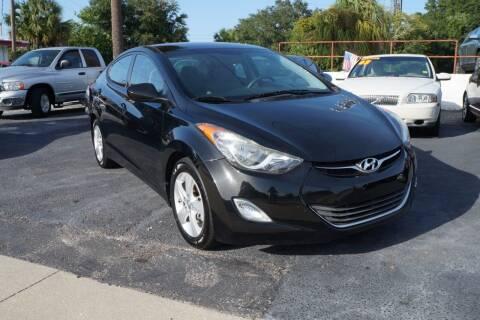 2013 Hyundai Elantra for sale at J Linn Motors in Clearwater FL