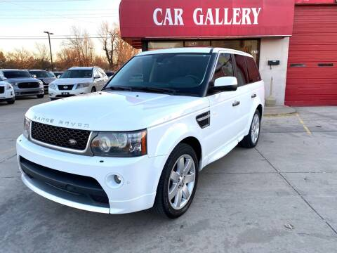 2011 Land Rover Range Rover Sport for sale at Car Gallery in Oklahoma City OK