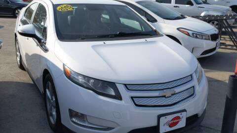 2015 Chevrolet Volt for sale at Approved Autos in Bakersfield CA