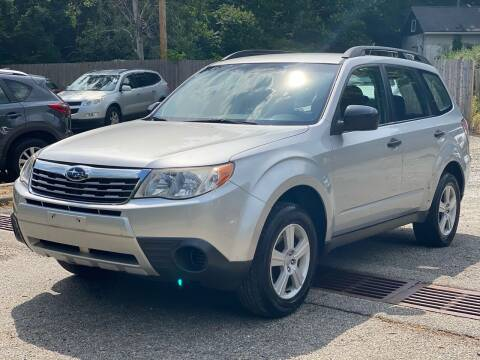 2010 Subaru Forester for sale at AMA Auto Sales LLC in Ringwood NJ