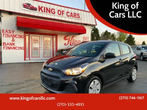 2016 Chevrolet Spark for sale at King of Cars LLC in Bowling Green KY