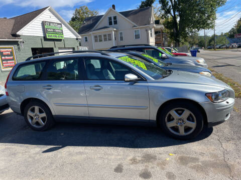 2006 Volvo V50 for sale at Connecticut Auto Wholesalers in Torrington CT