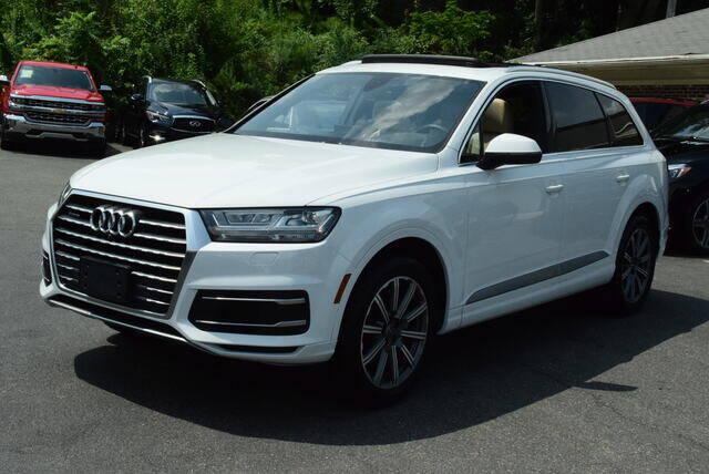 2017 Audi Q7 for sale in Peabody, MA