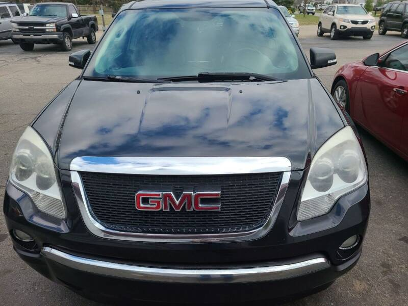 2009 GMC Acadia for sale at All State Auto Sales, INC in Kentwood MI