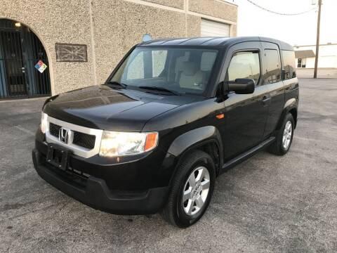 2011 Honda Element for sale at Evolution Motors LLC in Dallas TX