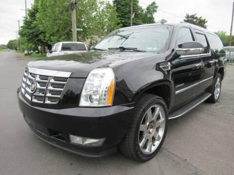 2012 Cadillac Escalade ESV for sale at PRESTIGE IMPORT AUTO SALES in Morrisville PA