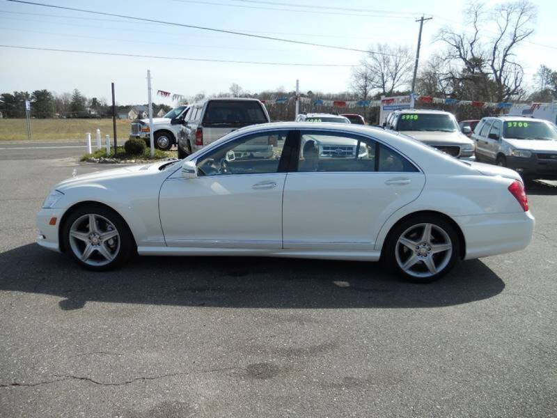 2011 Mercedes-Benz S-Class for sale at All Cars and Trucks in Buena NJ
