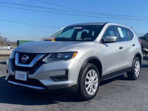 2017 Nissan Rogue for sale at Clear Choice Auto Sales in Mechanicsburg PA