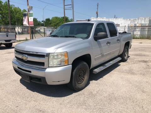 2011 Chevrolet Silverado 1500 for sale at Saipan Auto Sales in Houston TX