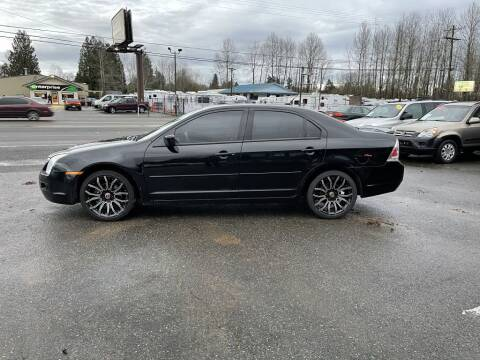 2008 Ford Fusion for sale at Primo Auto Sales in Tacoma WA