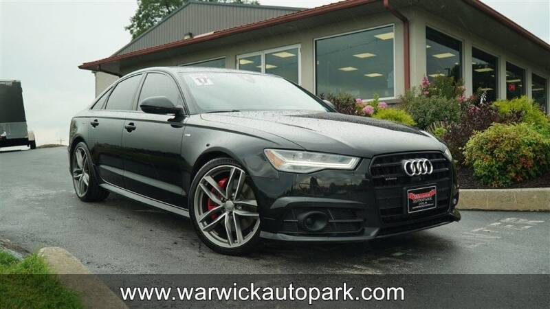 2017 Audi A6 for sale at WARWICK AUTOPARK LLC in Lititz PA