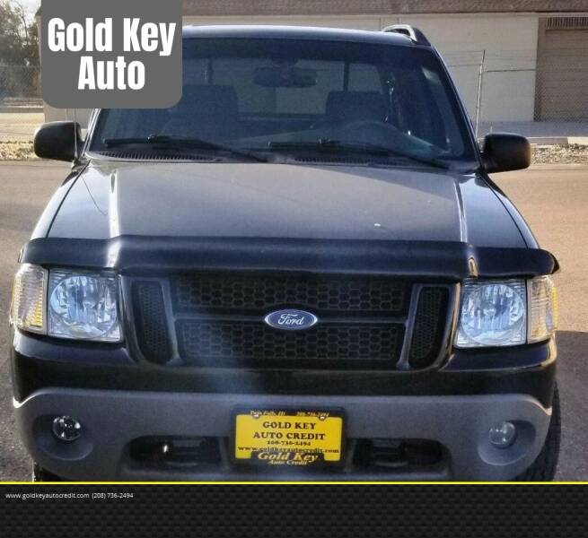 2002 Ford Explorer Sport Trac for sale at G.K.A.C. Car Lot in Twin Falls ID