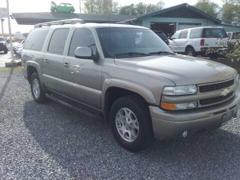 2003 Chevrolet Suburban for sale at Low Auto Sales in Sedro Woolley WA