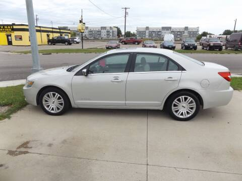 2006 Lincoln Zephyr for sale at Relaxation Automobile Station in Moorhead MN